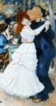 Auguste Renoir La danse à Bougival