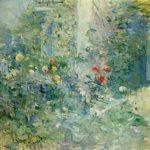 Berthe Morisot Jardin a Bougival