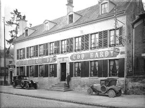 L'ancien Coq Hardy Bougival