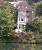 Maison de Georges Bizet côté Seine