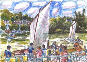 Embarcadère à Bougival web