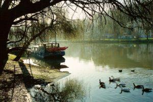 La Seine près du barrage